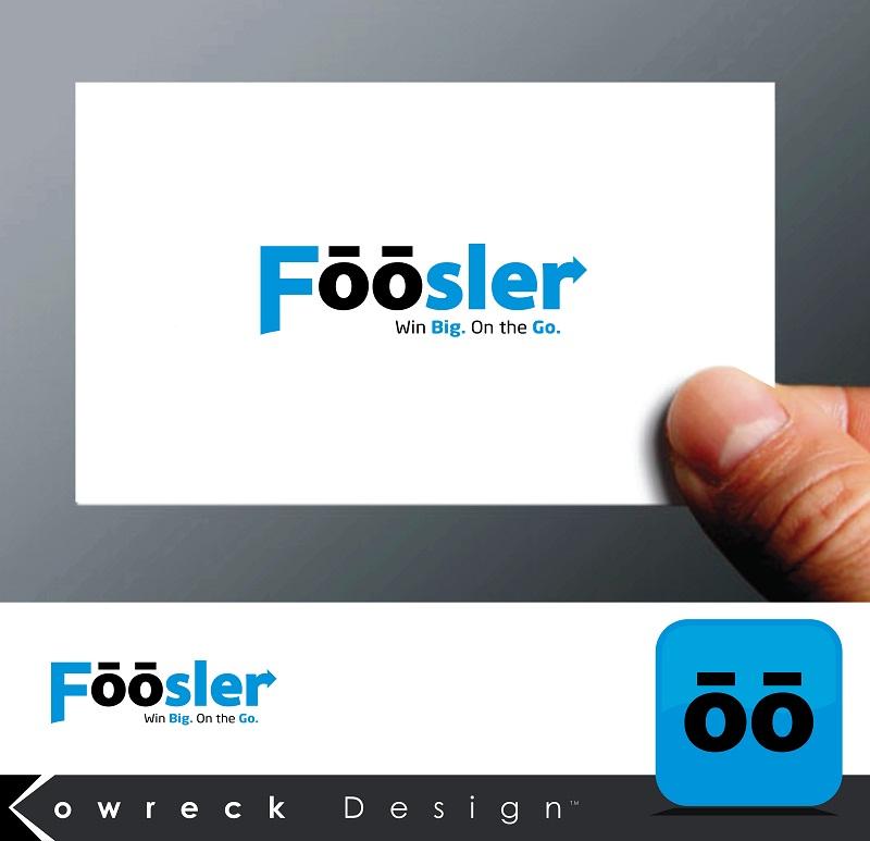 Logo Design by kowreck - Entry No. 141 in the Logo Design Contest Foosler Logo Design.