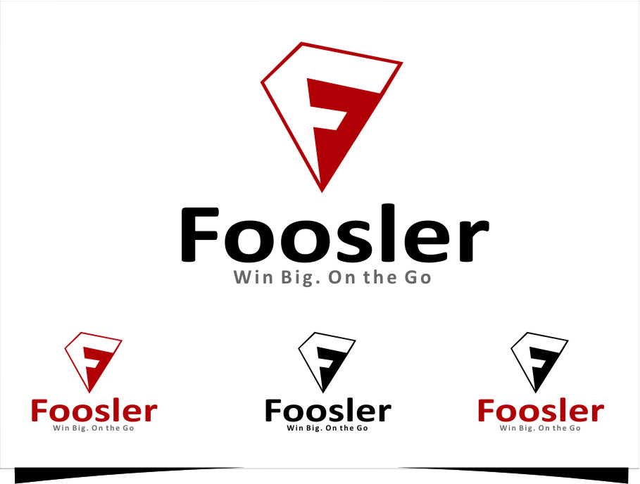 Logo Design by Ngepet_art - Entry No. 146 in the Logo Design Contest Foosler Logo Design.