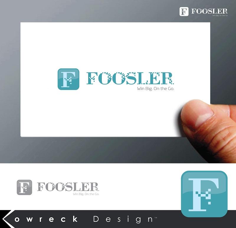 Logo Design by kowreck - Entry No. 147 in the Logo Design Contest Foosler Logo Design.