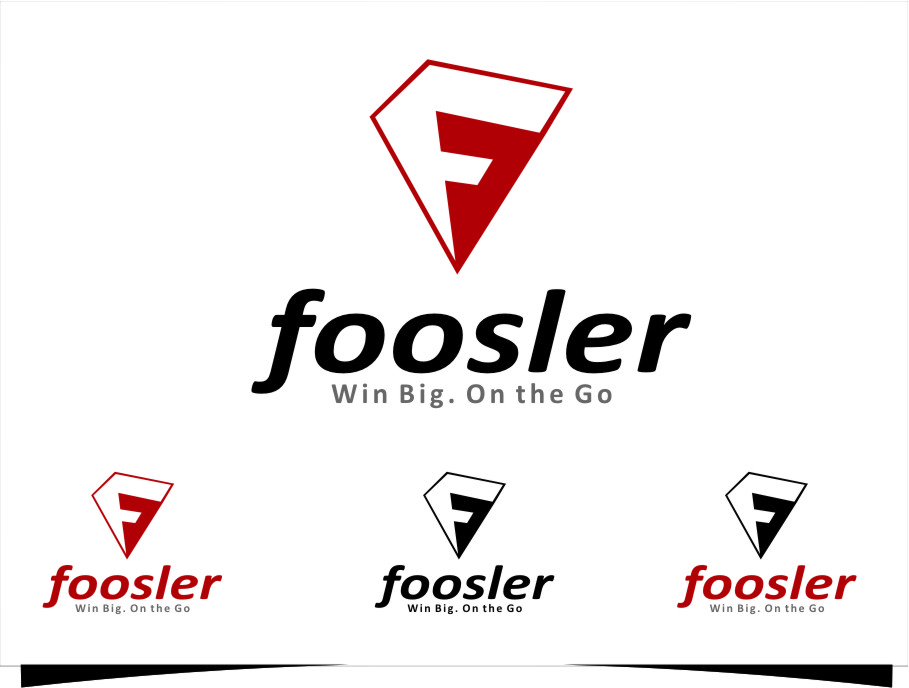 Logo Design by RoSyid Rono-Rene On Java - Entry No. 151 in the Logo Design Contest Foosler Logo Design.