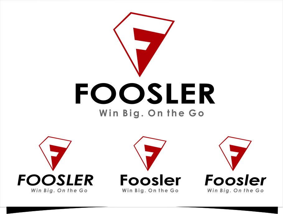Logo Design by Ngepet_art - Entry No. 152 in the Logo Design Contest Foosler Logo Design.