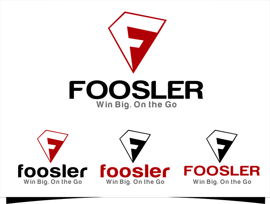 Logo Design by Ngepet_art - Entry No. 156 in the Logo Design Contest Foosler Logo Design.