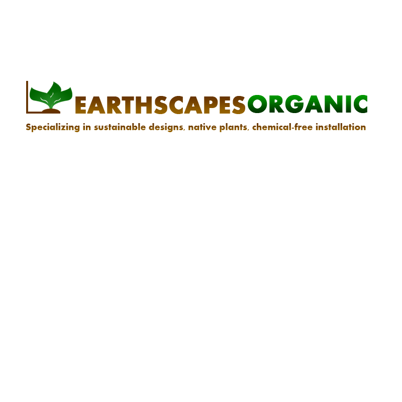 Logo Design by zams - Entry No. 119 in the Logo Design Contest Earthscapes Organic.