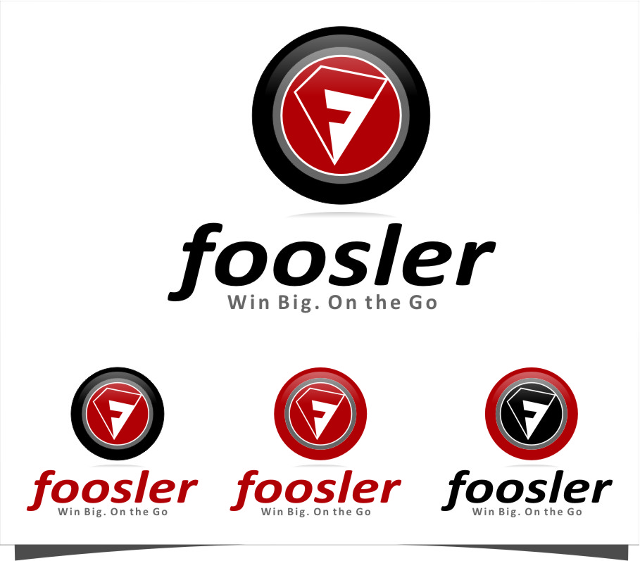 Logo Design by Ngepet_art - Entry No. 165 in the Logo Design Contest Foosler Logo Design.