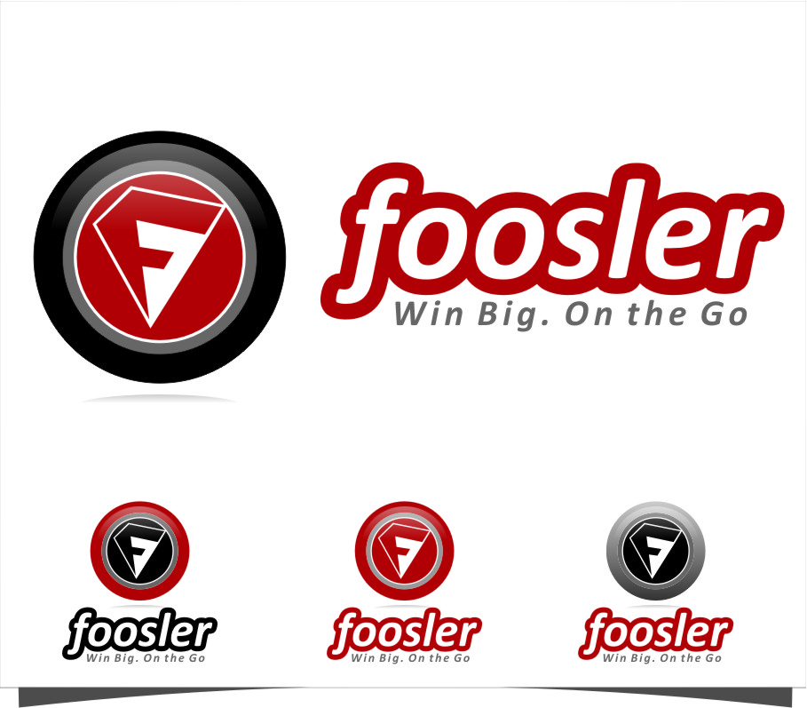 Logo Design by Ngepet_art - Entry No. 170 in the Logo Design Contest Foosler Logo Design.