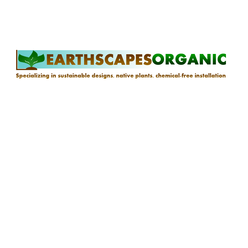 Logo Design by zams - Entry No. 120 in the Logo Design Contest Earthscapes Organic.