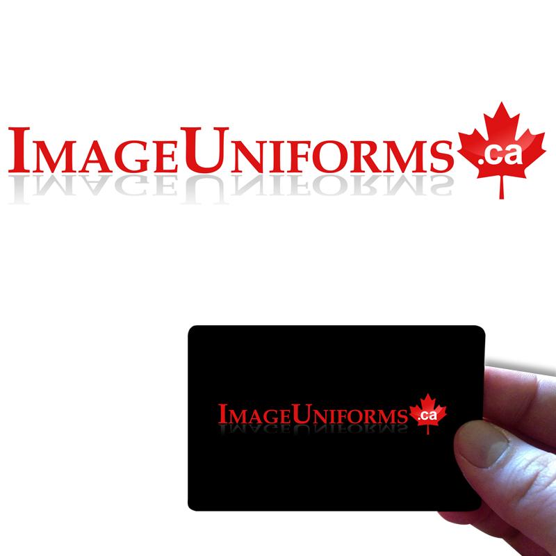 Logo Design by Private User - Entry No. 13 in the Logo Design Contest Inspiring Logo Design for Image Uniforms Inc.