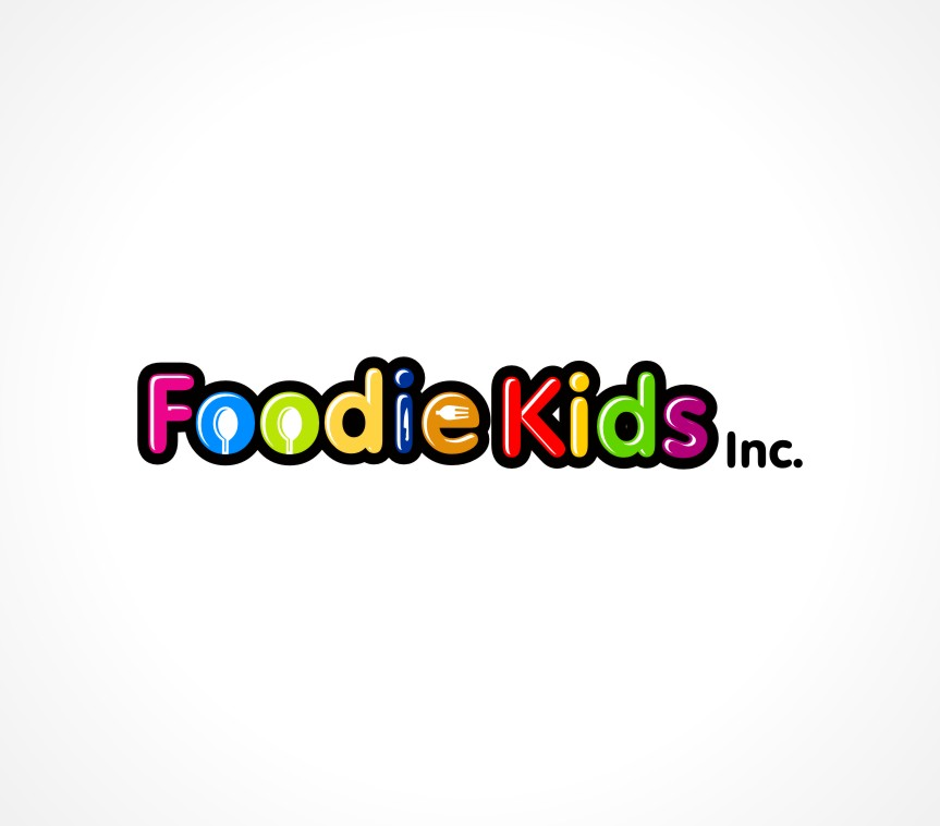 Logo Design by Private User - Entry No. 43 in the Logo Design Contest New Logo Design for Foodie Kids Inc..