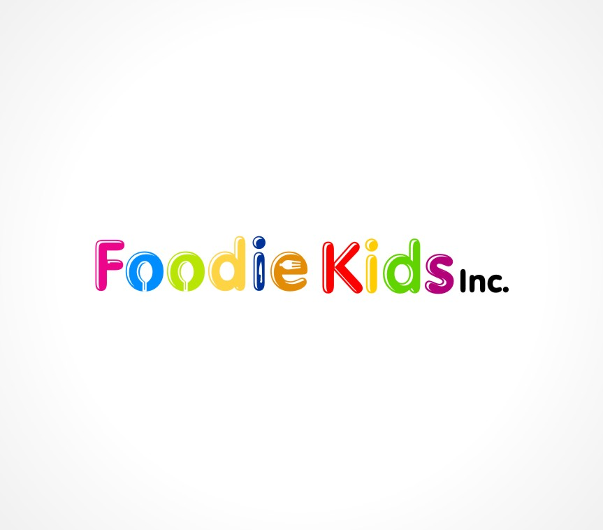 Logo Design by Private User - Entry No. 46 in the Logo Design Contest New Logo Design for Foodie Kids Inc..