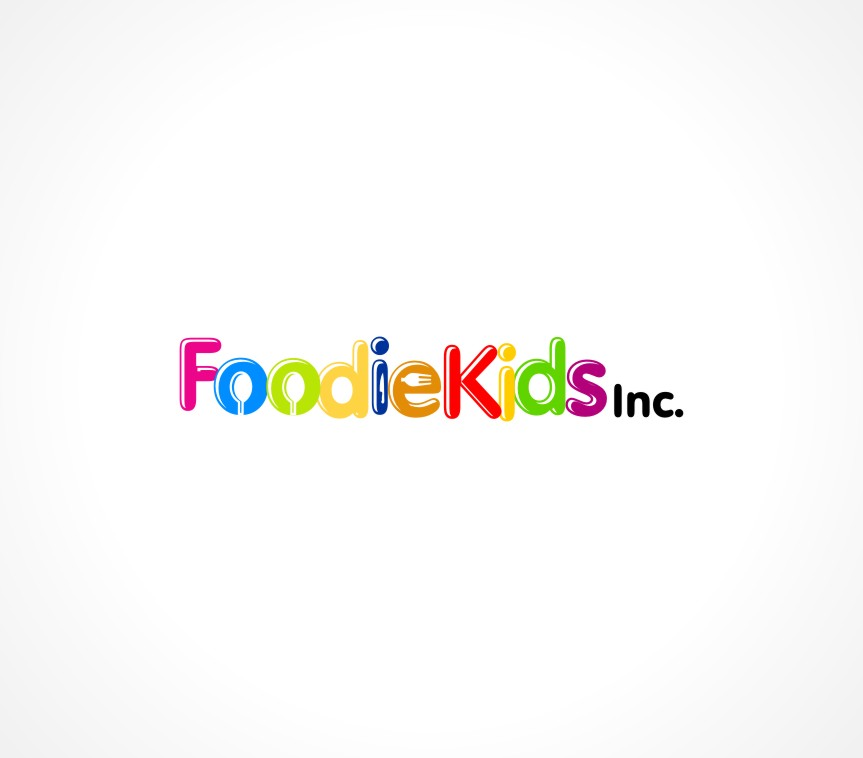 Logo Design by Private User - Entry No. 47 in the Logo Design Contest New Logo Design for Foodie Kids Inc..