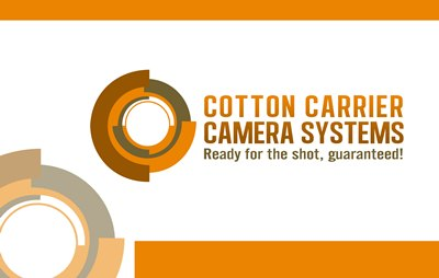 Logo Design by Respati Himawan - Entry No. 4 in the Logo Design Contest Cotton Carrier Camera Systems Logo Design.