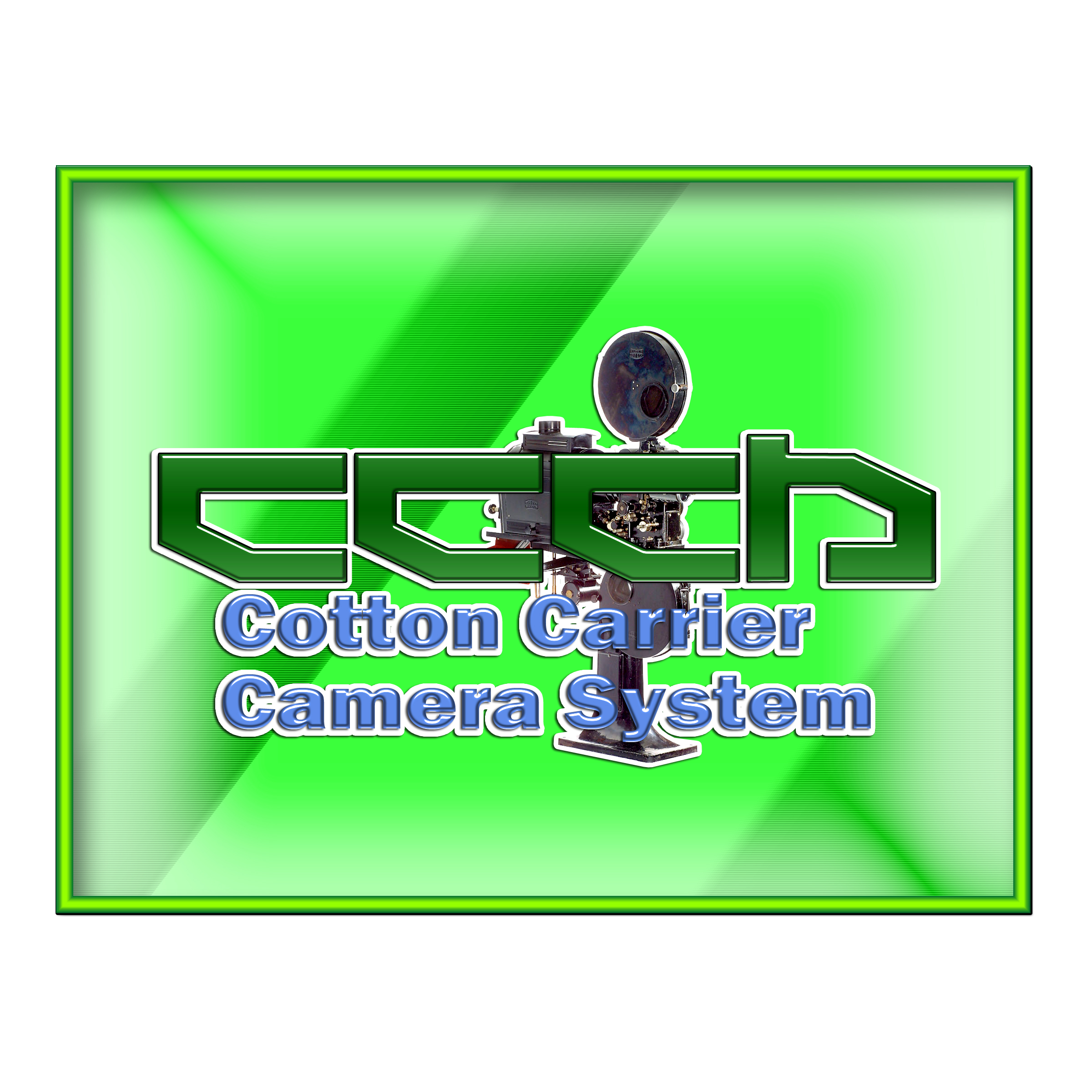 Logo Design by MITUCA ANDREI - Entry No. 8 in the Logo Design Contest Cotton Carrier Camera Systems Logo Design.