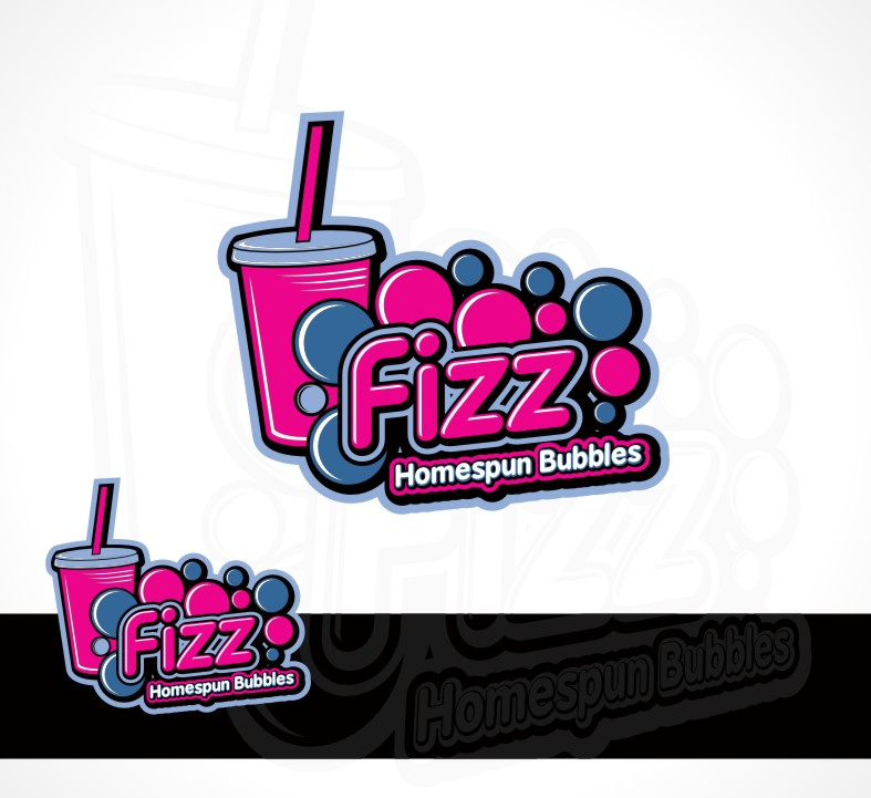Logo Design by Private User - Entry No. 88 in the Logo Design Contest Unique Logo Design Wanted for Fizz.