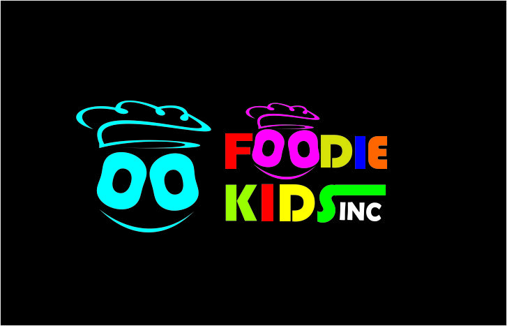 Logo Design by Agus Martoyo - Entry No. 49 in the Logo Design Contest New Logo Design for Foodie Kids Inc..