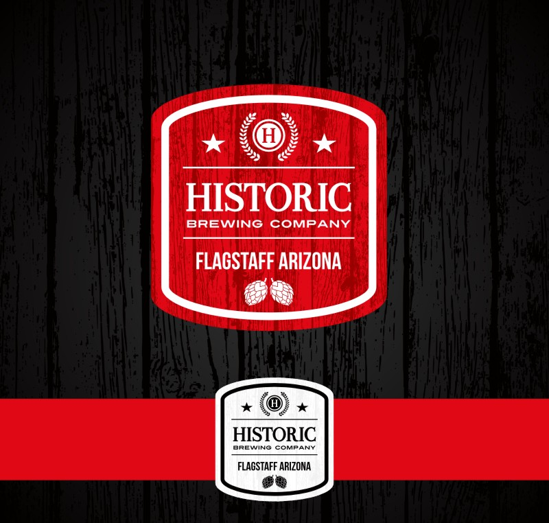 Logo Design by Private User - Entry No. 81 in the Logo Design Contest Unique Logo Design Wanted for Historic Brewing Company.