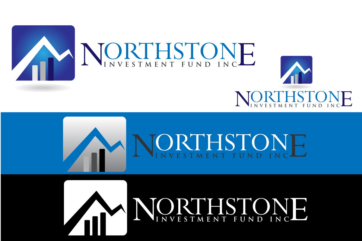 Logo Design by Jagdeep Singh - Entry No. 67 in the Logo Design Contest Unique Logo Design Wanted for NorthStone Investment Fund Inc.