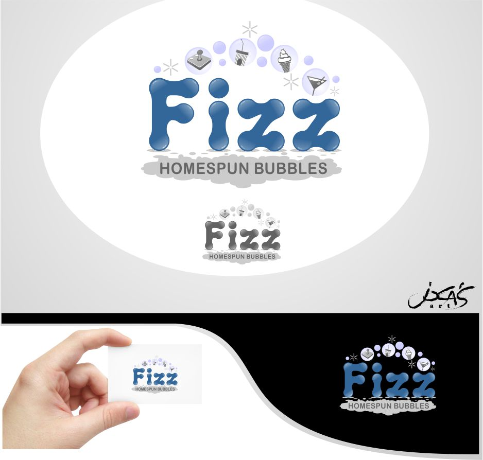 Logo Design by joca - Entry No. 91 in the Logo Design Contest Unique Logo Design Wanted for Fizz.