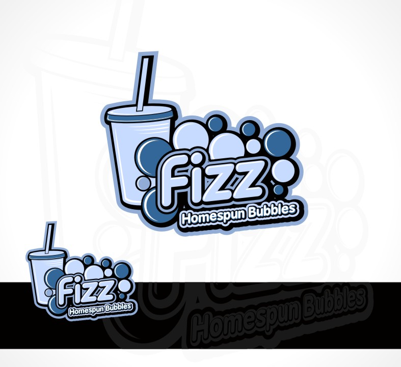 Logo Design by Private User - Entry No. 95 in the Logo Design Contest Unique Logo Design Wanted for Fizz.