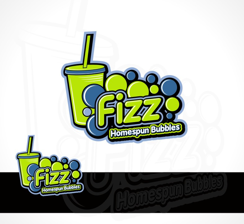 Logo Design by Private User - Entry No. 97 in the Logo Design Contest Unique Logo Design Wanted for Fizz.