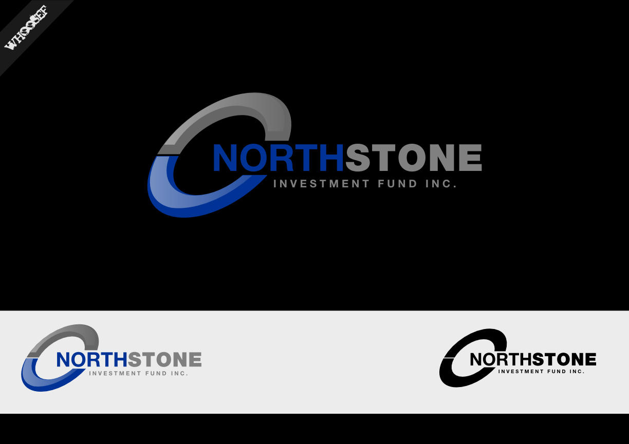 Logo Design by whoosef - Entry No. 70 in the Logo Design Contest Unique Logo Design Wanted for NorthStone Investment Fund Inc.
