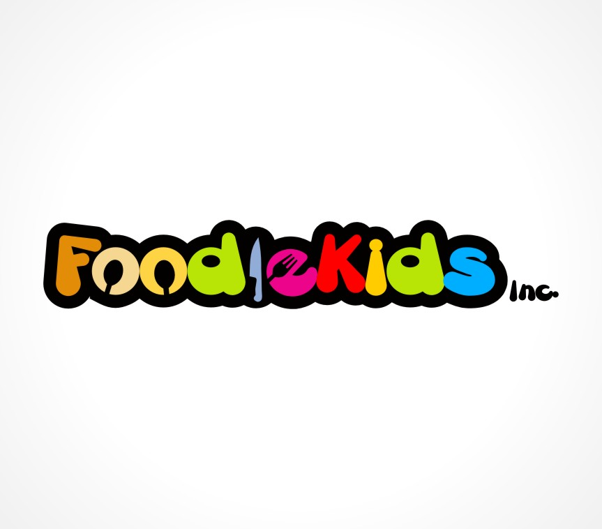 Logo Design by Private User - Entry No. 54 in the Logo Design Contest New Logo Design for Foodie Kids Inc..