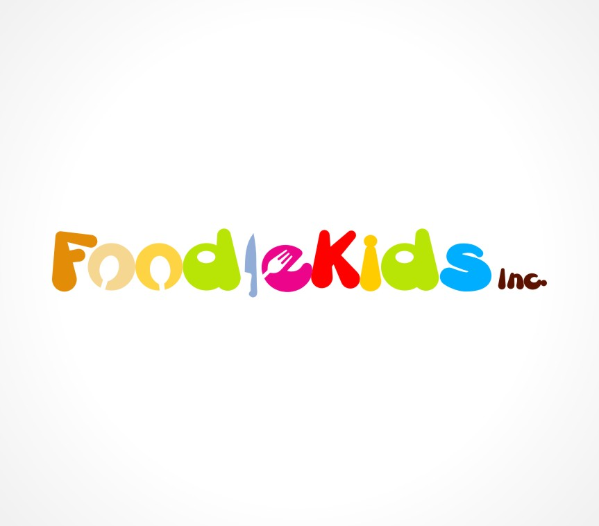 Logo Design by Private User - Entry No. 55 in the Logo Design Contest New Logo Design for Foodie Kids Inc..