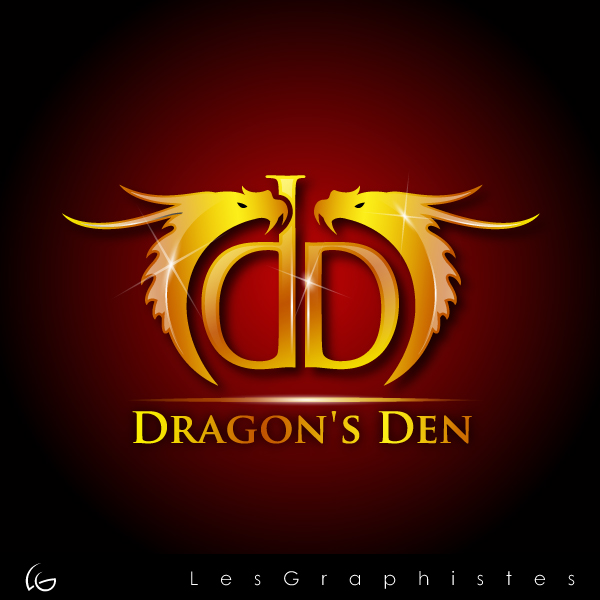 Logo Design by Les-Graphistes - Entry No. 55 in the Logo Design Contest The Dragons' Den needs a new logo.