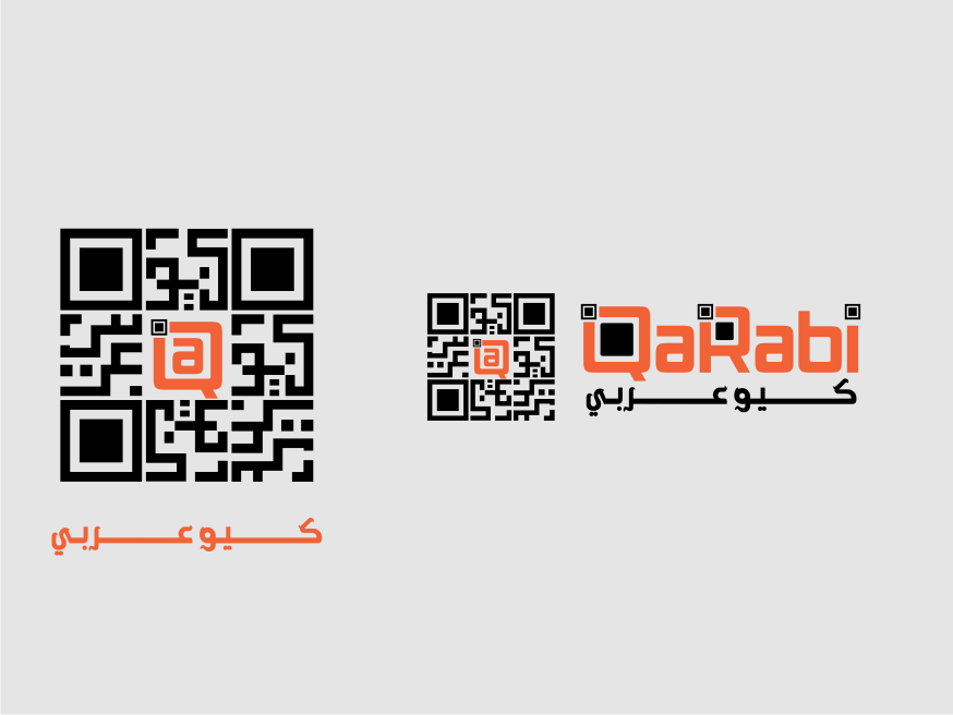Logo Design by graphicleaf - Entry No. 41 in the Logo Design Contest Creative Logo Design for QaRabi.