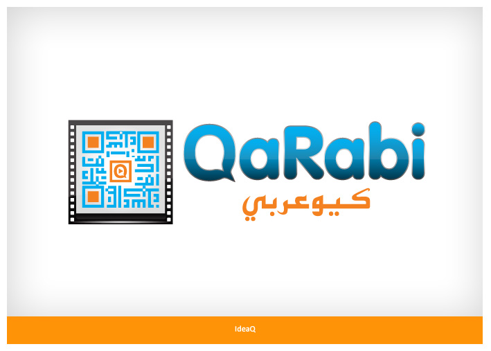 Logo Design by Private User - Entry No. 42 in the Logo Design Contest Creative Logo Design for QaRabi.