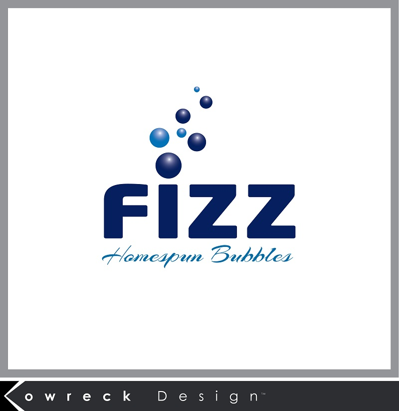 Logo Design by kowreck - Entry No. 125 in the Logo Design Contest Unique Logo Design Wanted for Fizz.