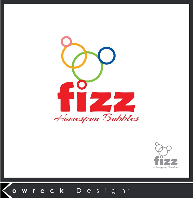 Logo Design by kowreck - Entry No. 128 in the Logo Design Contest Unique Logo Design Wanted for Fizz.
