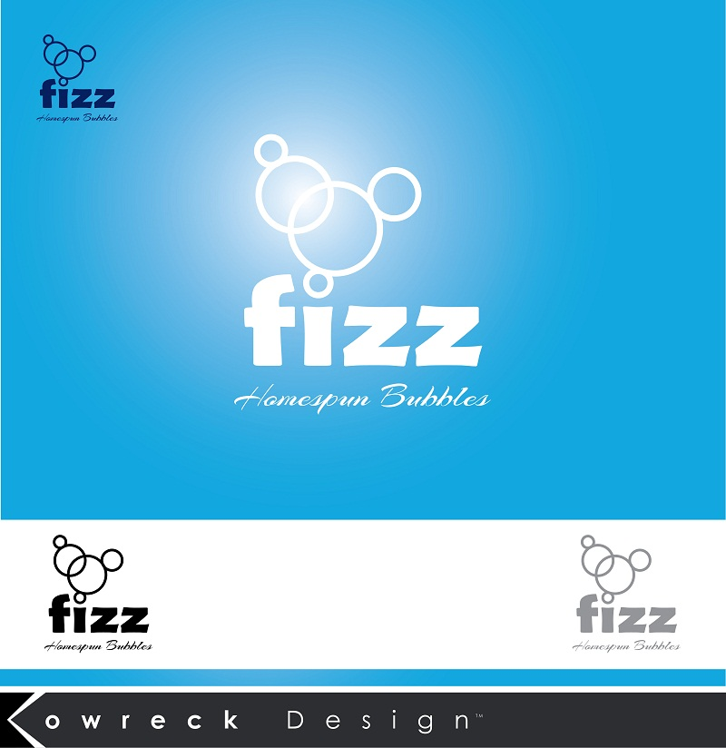 Logo Design by kowreck - Entry No. 129 in the Logo Design Contest Unique Logo Design Wanted for Fizz.