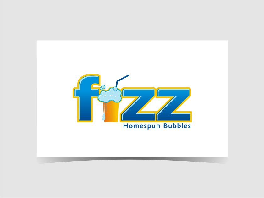 Logo Design by graphicleaf - Entry No. 137 in the Logo Design Contest Unique Logo Design Wanted for Fizz.