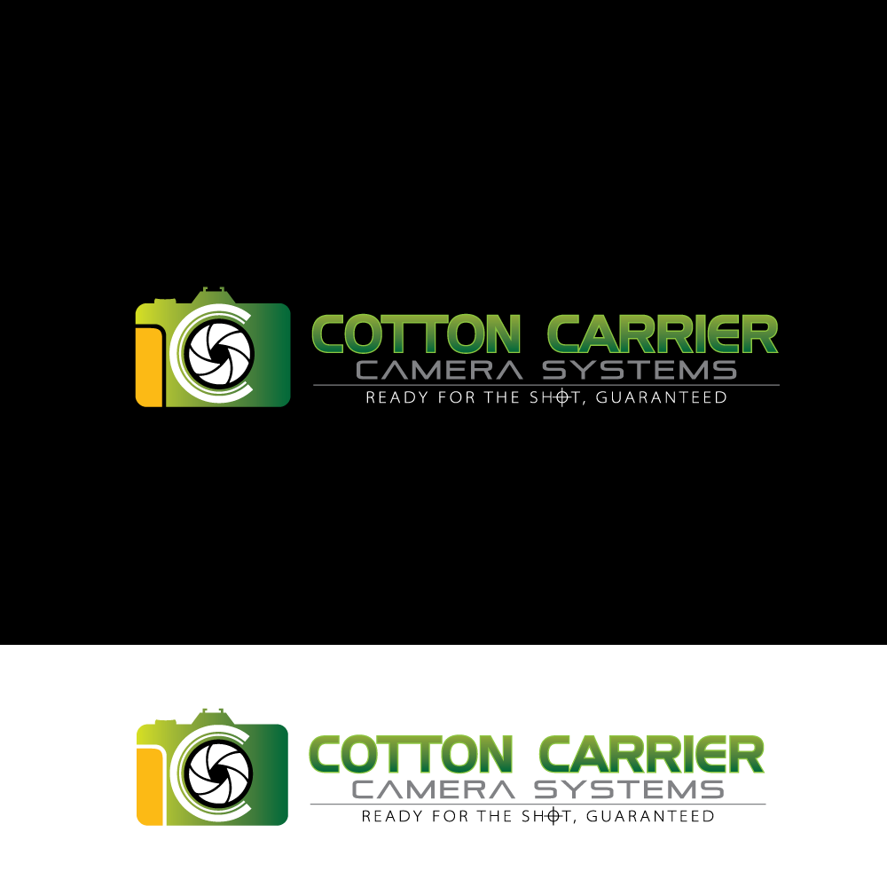 Logo Design by rockin - Entry No. 12 in the Logo Design Contest Cotton Carrier Camera Systems Logo Design.