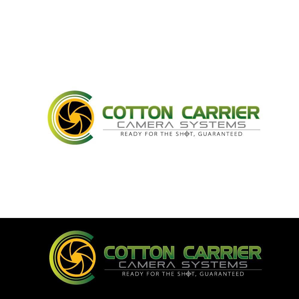 Logo Design by rockin - Entry No. 13 in the Logo Design Contest Cotton Carrier Camera Systems Logo Design.