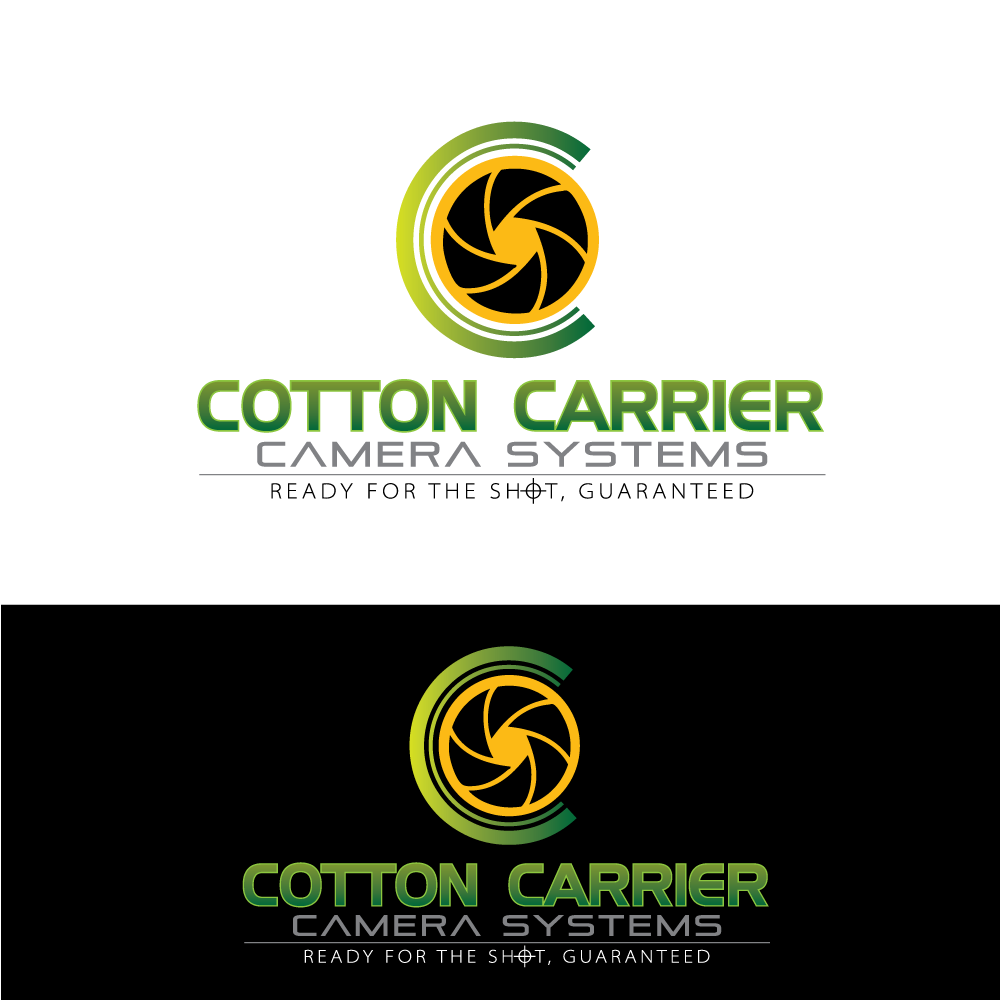 Logo Design by rockin - Entry No. 14 in the Logo Design Contest Cotton Carrier Camera Systems Logo Design.