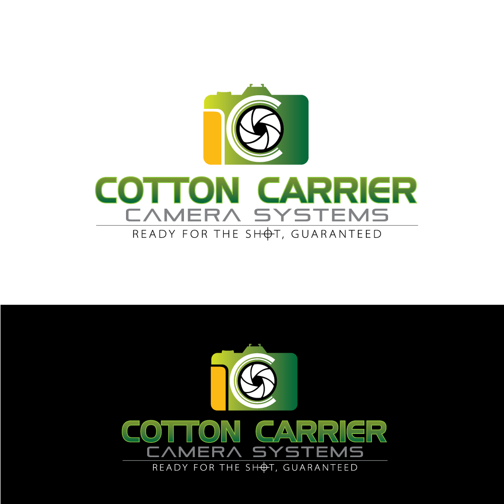 Logo Design by rockin - Entry No. 15 in the Logo Design Contest Cotton Carrier Camera Systems Logo Design.
