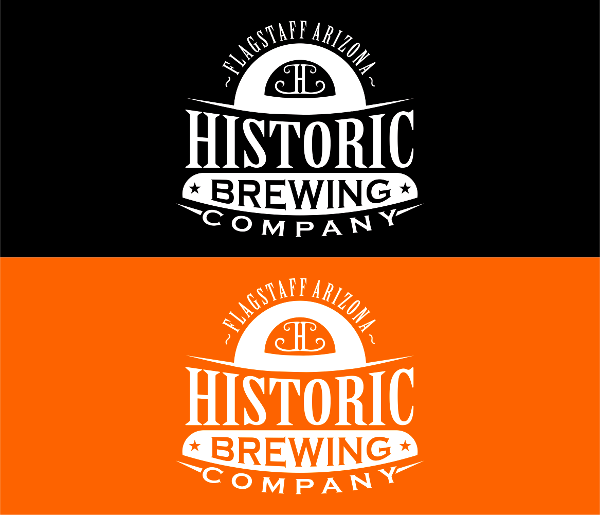 Logo Design by Armada Jamaluddin - Entry No. 84 in the Logo Design Contest Unique Logo Design Wanted for Historic Brewing Company.