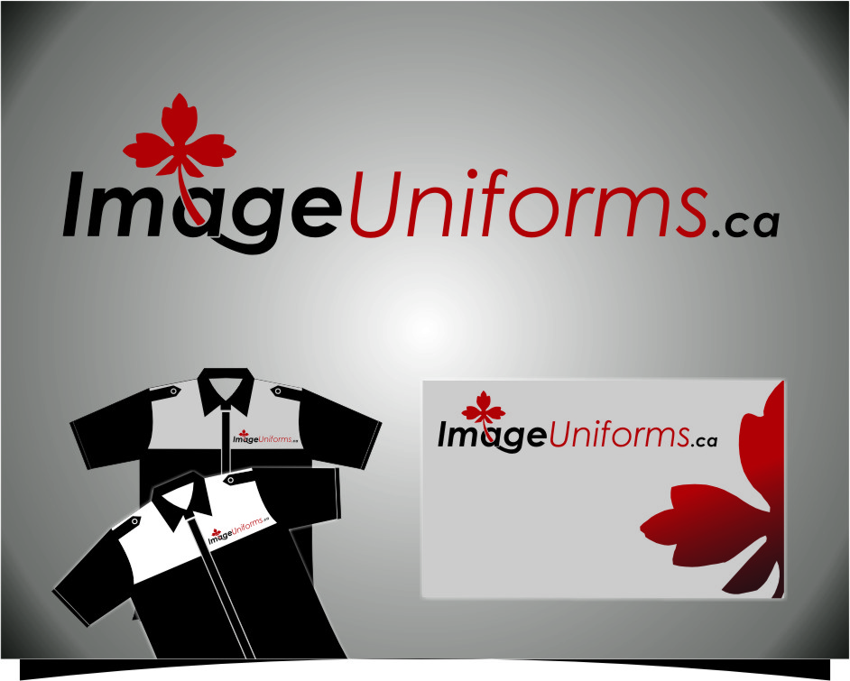 Logo Design by Ngepet_art - Entry No. 26 in the Logo Design Contest Inspiring Logo Design for Image Uniforms Inc.