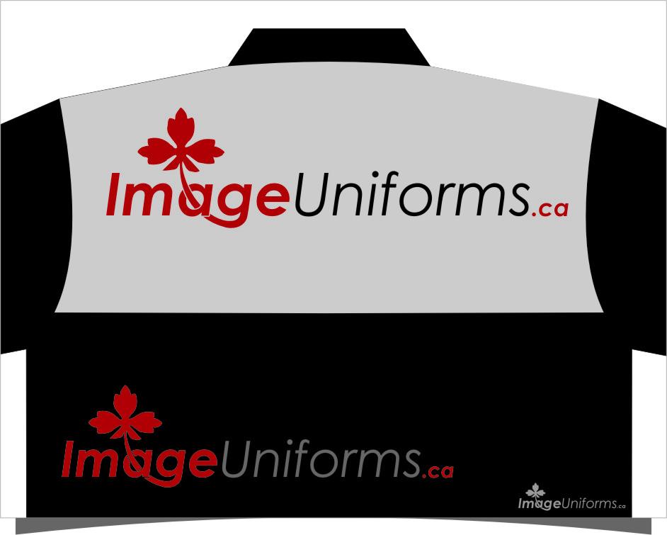 Logo Design by Ngepet_art - Entry No. 27 in the Logo Design Contest Inspiring Logo Design for Image Uniforms Inc.