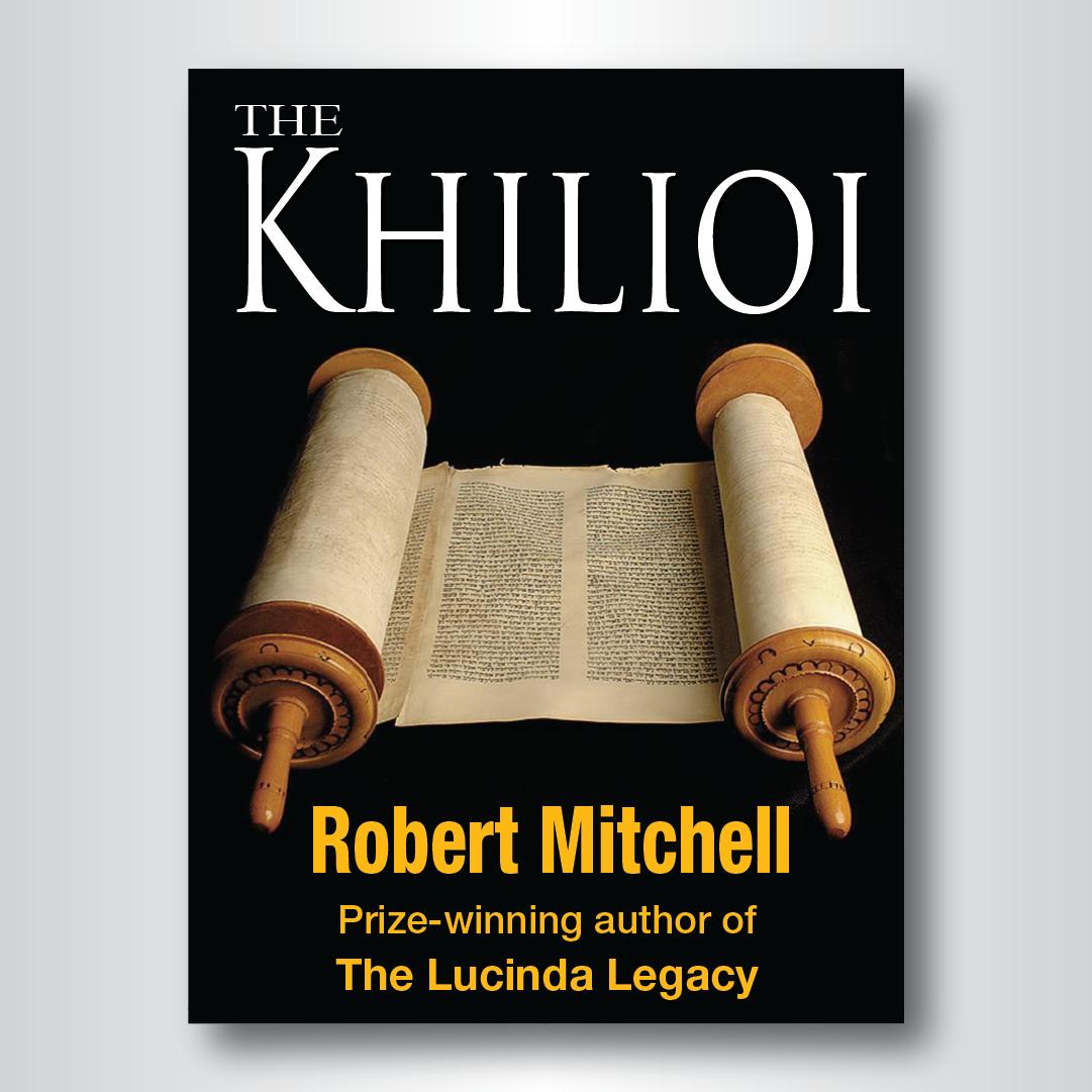 Book Cover Design by darkobovan - Entry No. 20 in the Book Cover Design Contest The Khilioi Book Cover Design.