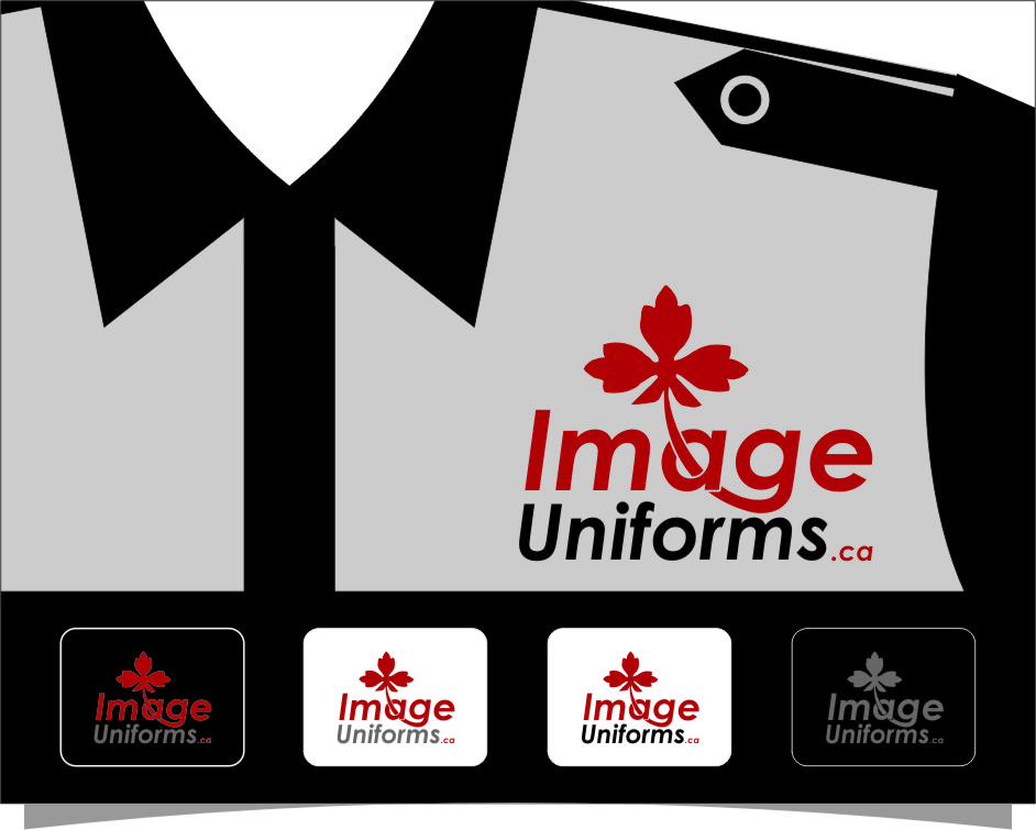 Logo Design by Ngepet_art - Entry No. 28 in the Logo Design Contest Inspiring Logo Design for Image Uniforms Inc.