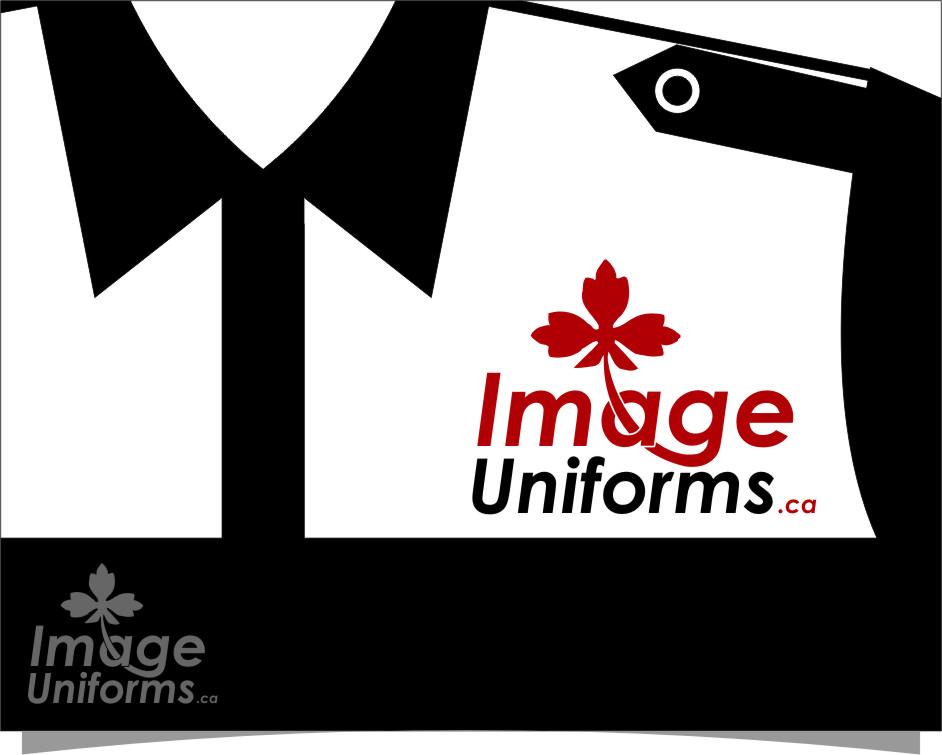 Logo Design by Ngepet_art - Entry No. 29 in the Logo Design Contest Inspiring Logo Design for Image Uniforms Inc.