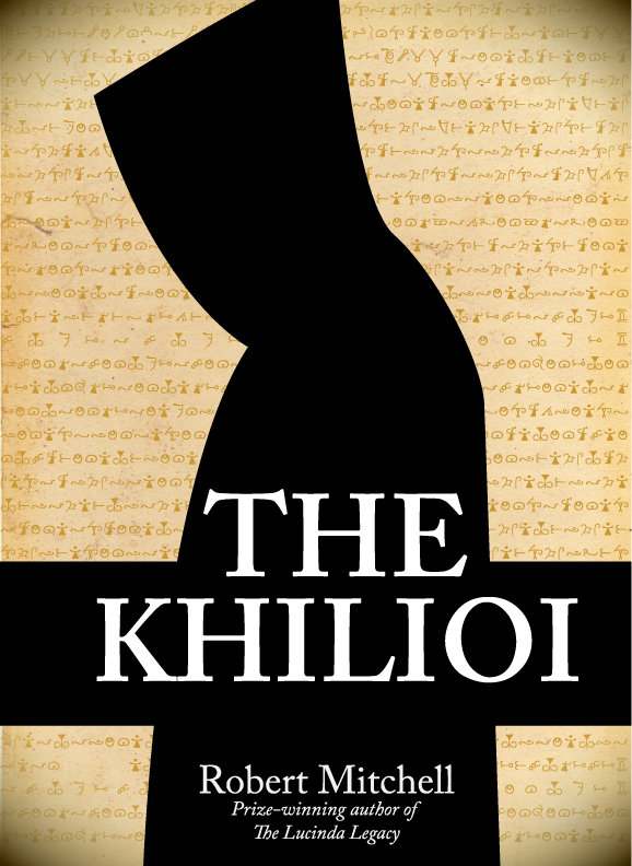Book Cover Design by Jorge Henriquez - Entry No. 22 in the Book Cover Design Contest The Khilioi Book Cover Design.