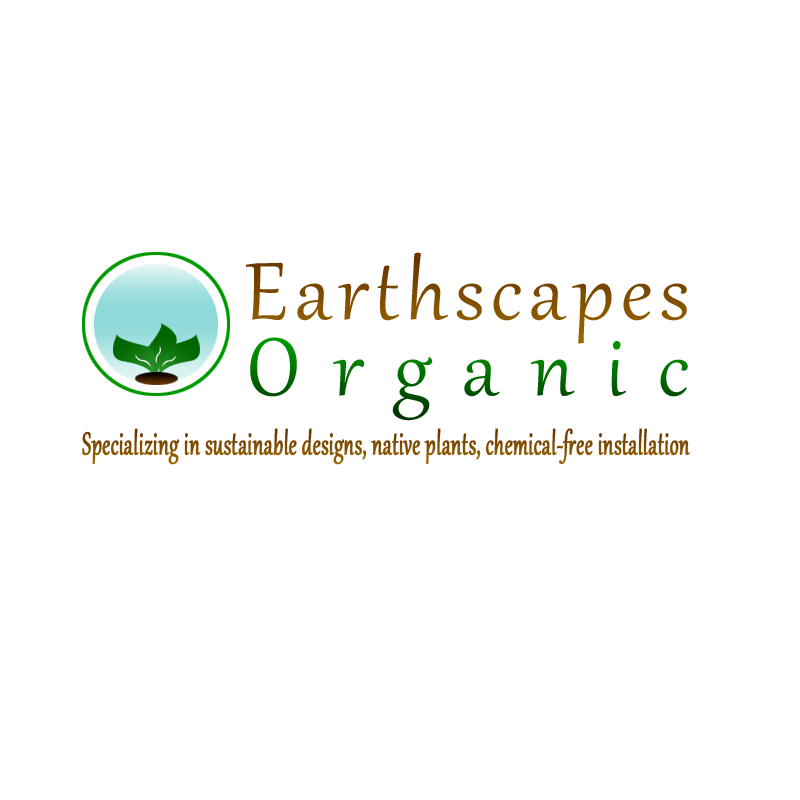 Logo Design by zams - Entry No. 130 in the Logo Design Contest Earthscapes Organic.