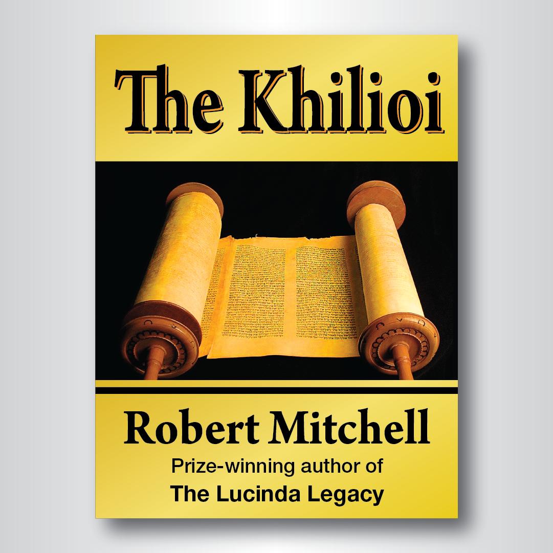 Book Cover Design by darkobovan - Entry No. 23 in the Book Cover Design Contest The Khilioi Book Cover Design.