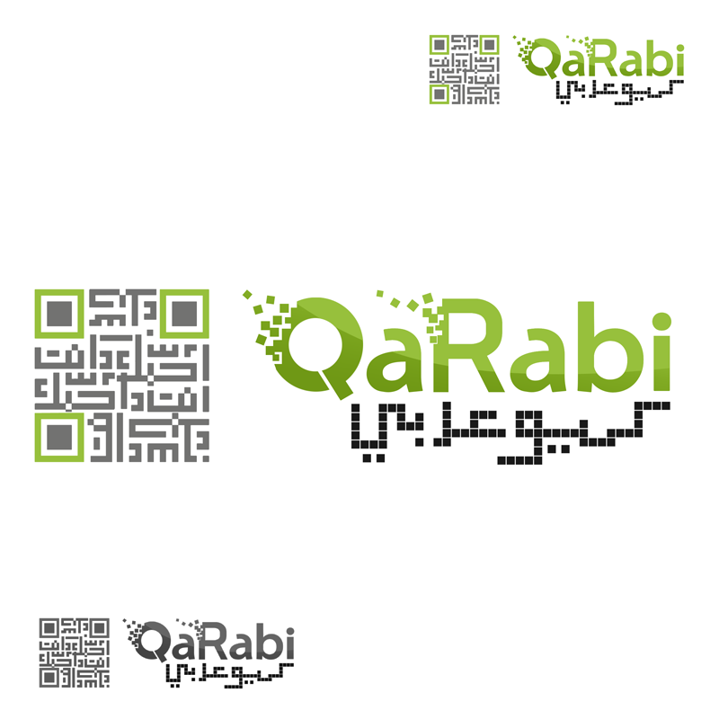 Logo Design by Private User - Entry No. 47 in the Logo Design Contest Creative Logo Design for QaRabi.