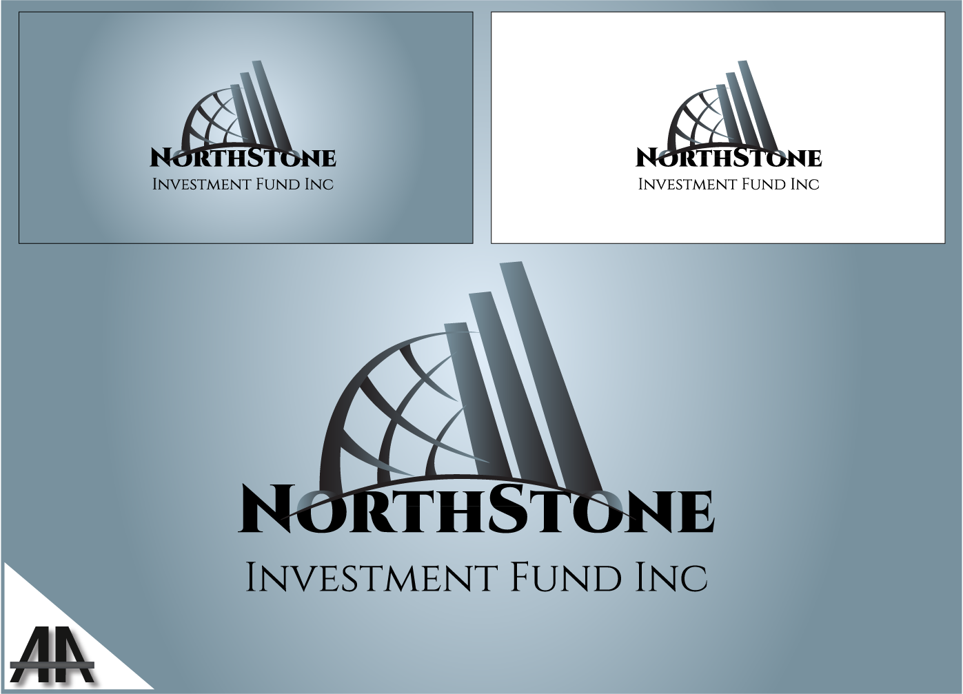 Logo Design by Thanasis Athanasopoulos - Entry No. 81 in the Logo Design Contest Unique Logo Design Wanted for NorthStone Investment Fund Inc.