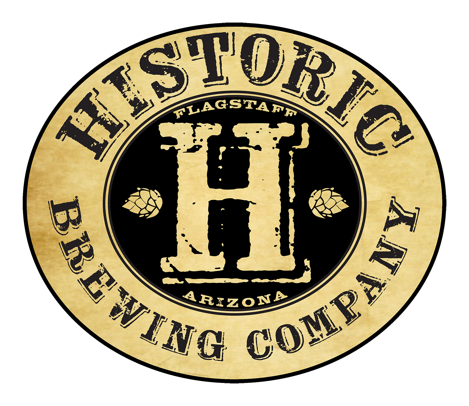 Logo Design by Private User - Entry No. 98 in the Logo Design Contest Unique Logo Design Wanted for Historic Brewing Company.