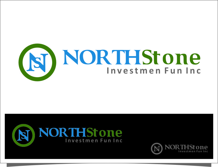 Logo Design by RasYa Muhammad Athaya - Entry No. 84 in the Logo Design Contest Unique Logo Design Wanted for NorthStone Investment Fund Inc.